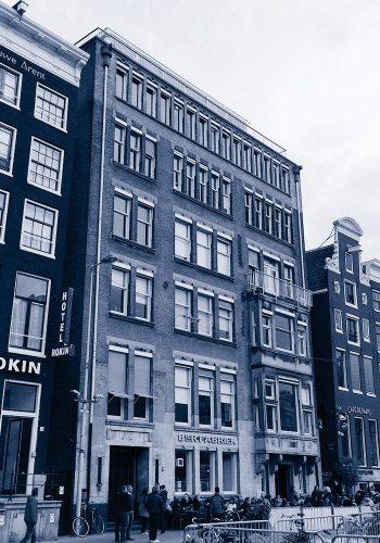 Indigo building Rokin 75 Amsterdam